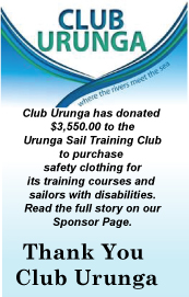 Club Urunga Donation