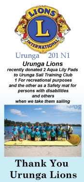 Urunga Lions Donations